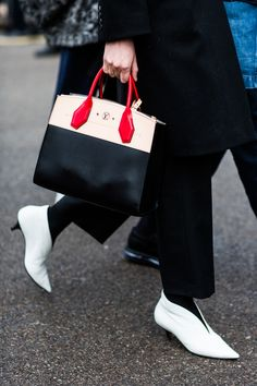 Sac Louis Vuitton à la Fashion Week automne-hiver 2016-2017 de Londres
