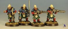 Legions of Praetorian Imperial Guard ← Garden Ninja Studios