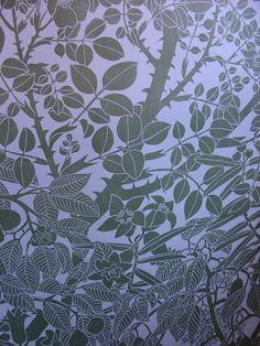 Marthe Armitage Handmade Wallpaper