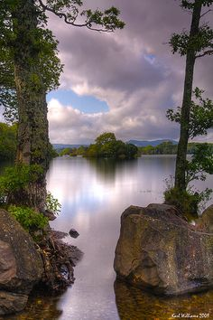 "Milarrochy Bay, Loch Lomond ✮✮""Feel free to share on Pinterest"" ♥ღ www.meandwii.com"