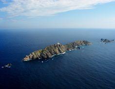 Island of Palagruža, Croatia