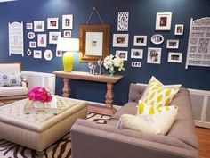 Site for thousands of free HGTV videos!! click here! Architectural Family Room