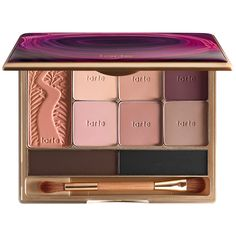 New at #Sephora: Tarte Be MATTEnificent Amazonian Colored Clay Matte Eye & Cheek Palette #Sephora #makeup