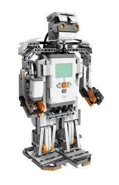 El nuevo Robot Lego Mindstorms NXT 2.0
