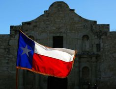 Happy Texas Independence Day! Celebrate by booking a trip to the Alamo to see where it all started.