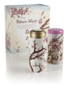 Sakura Allure Tea Gift Set - $49.95