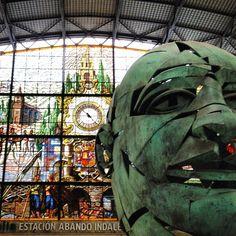 Estación de Abando Indalecio Prieto www.bilbaoarchitecture.com