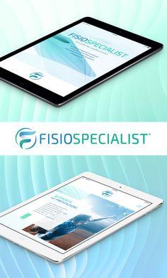 FisioSpecialist - La scelta dei professionisti  Web design Website
