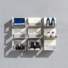 Zign Shoe Shelf – Minimalissimo