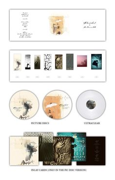 """No board of this nature would be complete without mentioning the wonderful Her Name Is Calla, who put an enormous amount of effort into every physical product they produce.   Pictured here, the double 12"""" picture vinyl of album The Quiet Lamb, in triple gatefold packaging with 12"""" x 12"""" art prints. Breathtakingly spectacular.  http://hernameiscalla.com/"""