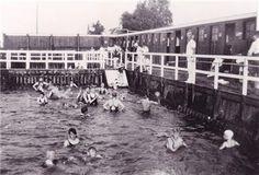 Zwembad aan de Kanaaldijk in Purmerend