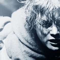 """I made a promise, Mr Frodo. A promise. """"Don't you leave him Samwise Gamgee."""" And I don't mean to. I don't mean to."""