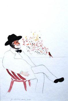"The GMI (JM) Modena presents on April 4th a night dedicated to the Italian composer Giuseppe Verdi. 19.00 presentation of the book ""Giuseppe Verdi. Letters"" illustrated with watercolors by Giuliano della Casa. 21.30 Concert. More info at www.gioventumusicalemodena.it"