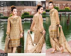 Maryam Chiffon Vol-13 2017 M34 | Clothing9 Store