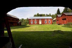 Myrbergsgården Farmhouse Museum, region of South Ostrobothnia, Finland  