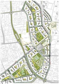 Top Urban Design Ideas 34 #UrbanLandscape