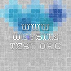 Search Engine Optimization tester. Website speed test.