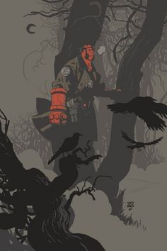 Multiversity Comics – 31 Days of Hellboy | Geek Art – Art, Design, Illustration…