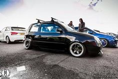 Stanced Lupo !