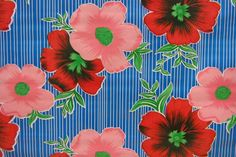 Mali Oilcloth (3 colors)