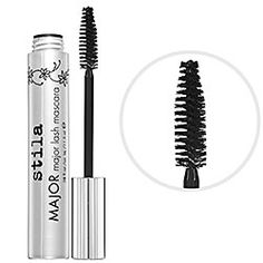 Stila - MAJOR Major Lash Mascara  #sephora  This is the perfect daytime mascara. It lengthens and thickens without clumping, and is hands-down THE most natural looking yet emphasizing mascara I've ever used. It's a MUST HAVE.