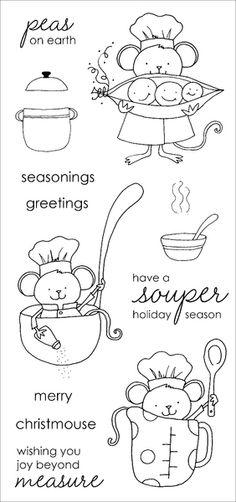 Ratón  cocinero