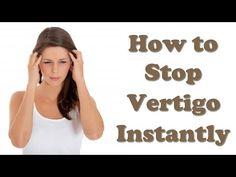 What is Vertigo | How to Stop Vertigo Fast | Vertigo Treatment - YouTube