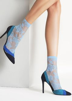 Oroblu Katrina Ankle Highs