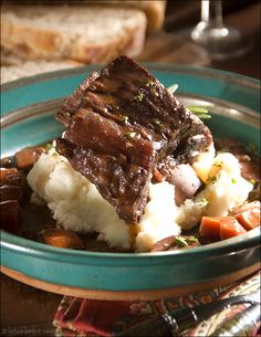 Picture-Perfect Meals: Short Ribs