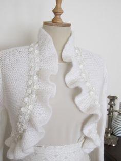 Bolero crochet jacket pattern crochet free patterns