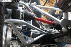 TrueTrack Rear Suspension - coolrydes customs