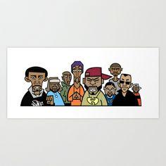 Wu-Tang Clan.