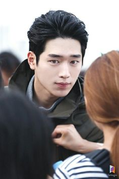 Seo Kang Joon 서강준 he looks like a vampire Seo Kang Joon, Kang Jun, Asian Actors, Korean Actors, Dramas, Seung Hwan, Kim Woo Bin, Kdrama Actors, Korean Entertainment