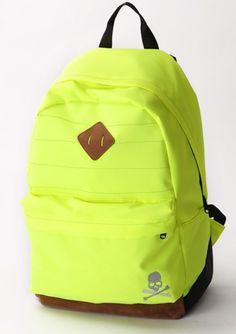 c089f4709dd $126.05 neon green schoolbag Students Backpack computer bag travel bag-ZZKKO