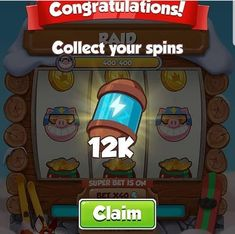 coin master free spins get 100 free spins every day! You Can Get Coin Master Reward Here. Check this page to get coin master free spin. Daily Rewards, Free Rewards, Master App, Free Gift Card Generator, Coin Master Hack, Cheat Online, Free Gift Cards, Free Games, Spinning