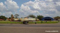 90 años Fuerza Aérea Boliviana (FAB) - Aeropuerto El Trompillo - Santa C...