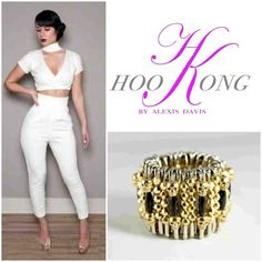 Enjoy your own company! Look good and take yourself out tonight! Be Bold Be Beautiful Be You! www.Hoo-Kong.com