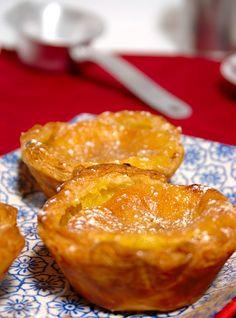 Cinco Quartos de Laranja: Pastéis de nata e os sabores de Lisboa