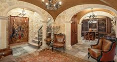 $32 Million Opulent French Mansion in Dallas Texas 14