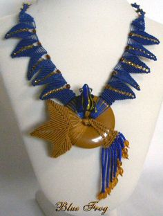 Wearable Art by TDailey - Necklaces