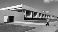 Daniel A. Reed Library, SUNY Fredonia, 1966Fredonia, N.Y.I. M. Pei and Partners