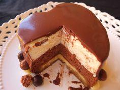 Cocinando con Lola García: Tarta mousse de chocolates