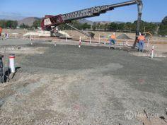NorthBay Healthcare, Green Valley Health Plaza, Construction Progress, July 19, 2013