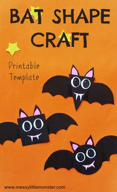 Bat craft and presch