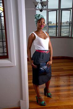 KOTINI Waist Skirt, High Waisted Skirt, Leather Skirt, Skirts, Fashion, Moda, High Waist Skirt, Leather Skirts, Skirt
