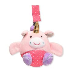 The Magic Years Unicorn Chime Toy is a fun character that will engage and entertain your baby at home and on the go. This soft toy features varying colors and textures, chimes when shaken, and has crinkle elements for added stimulation. Baby Girl Toys, Cute Baby Girl, Toys For Girls, Gifts For Girls, Baby Girls, Baby Aspen, Princess Gifts, Disney Princess, Crib Toys