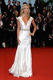 Lady Victoria Hervey Evening Dress