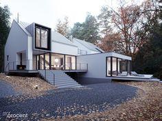 House for 2+2 by STOPROCENT Architekci - Poland