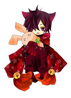 Cheshire Cat - Pandora Hearts