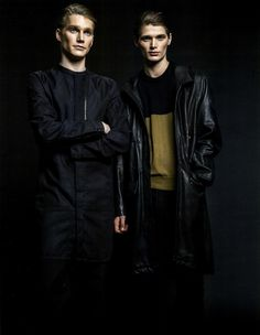 DROMe leather jacket featured in Book Monda Magazine